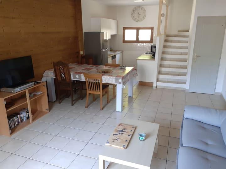 Appartement 65m2 Espace extérieur + Garage