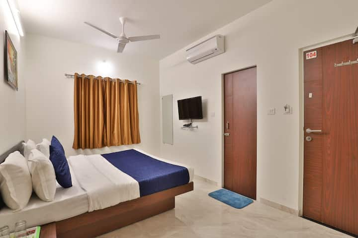 Motel Happy Home With Deluxe Double Room