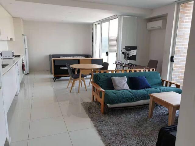 Sydney Burwood apartment假期短租