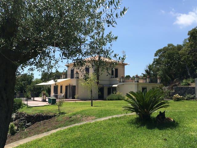 Il Giardino di Amelia - Pennisi - Villa