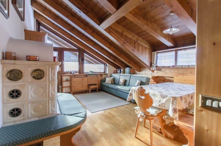 Dolomites' charme - 4 beds