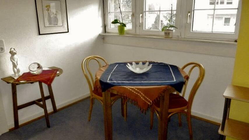 2 room apartment 5* - Grenzach-Wyhlen - Lägenhet