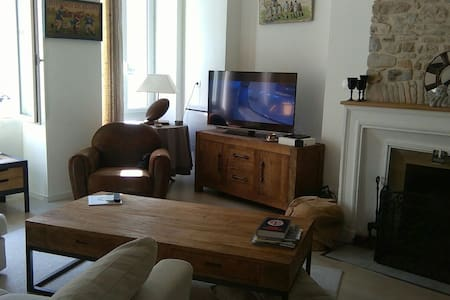 Centre ville Carentan. Duplex 3 P. - Carentan - Apartment