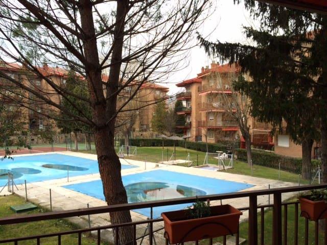 Los Gnomos - Alpedrete - Appartement