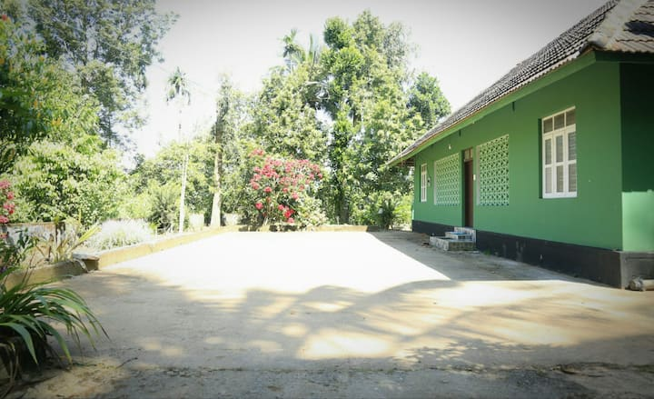 Chamakkalayil Holiday Home