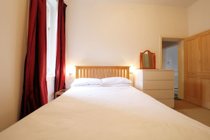 I bed apartment beside the castle - Stirling - Appartement