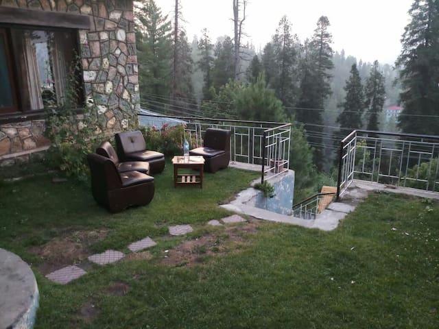 Retreat Cottage Nathia Gali.