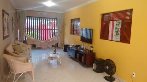 Comfortable double room in Natal