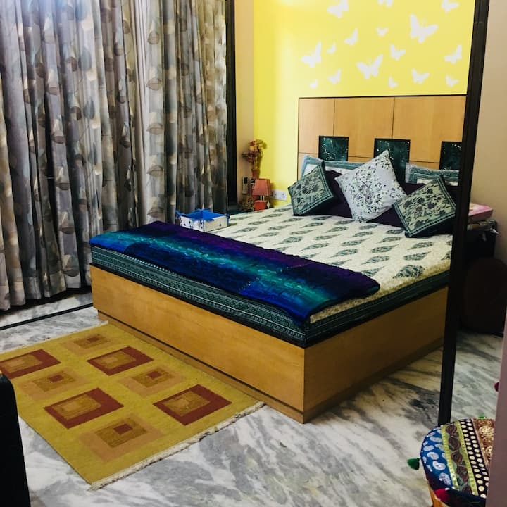 City Centre- Park View Cosy Homestay Double Room