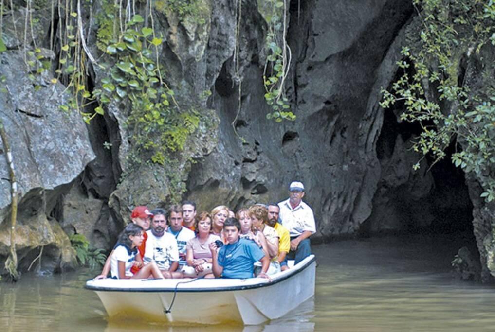 visite la cueva del indio