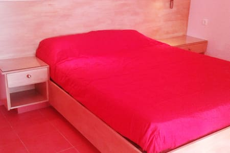 The Red Room (Santa Xenia) - Galaxidi - Apartment