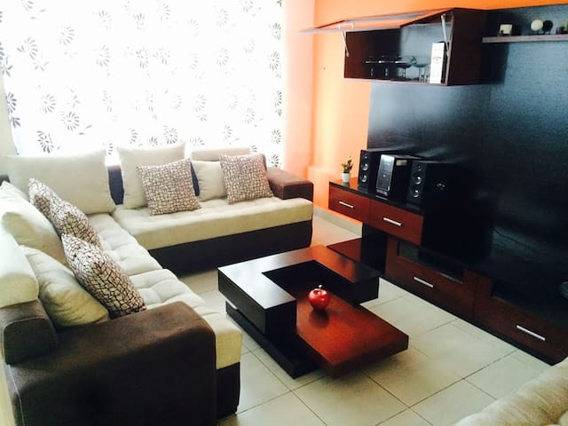 Nice Apartment (2availableBedrooms)