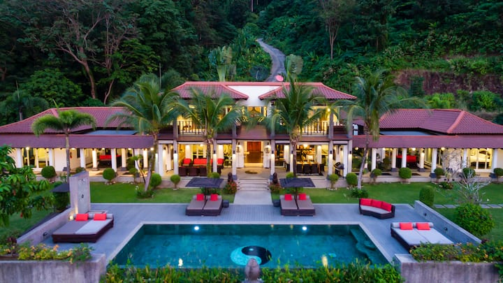 ❣️Remarkable Boutique Villa in Patong❣️SEAVIEW❣️