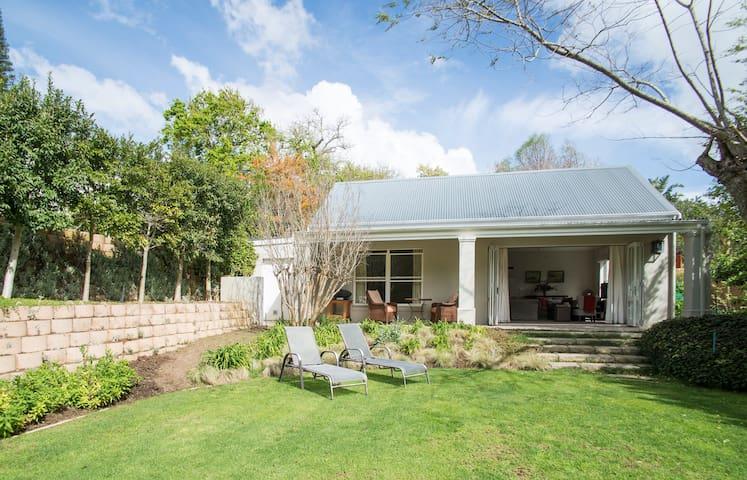 Tranquil garden cottage - Cape Town - Apartment