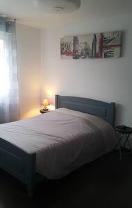 Chambres dans maison individuelle pour 24h du Mans - Cérans-Foulletourte - Casa