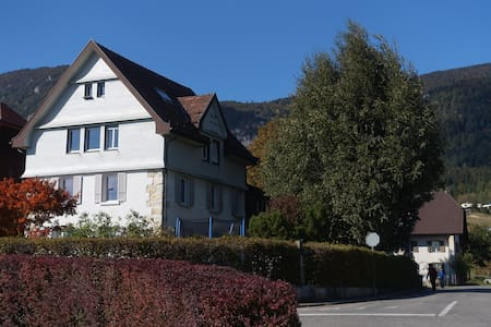 Swiss village apartment with breathtaking views - Oberdorf - Apartment - 1