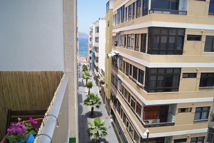 Apartment just 70m from the beach!