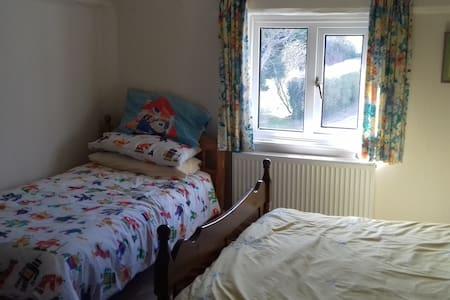 Ensuite double bed plus single bed - Kent - Dům