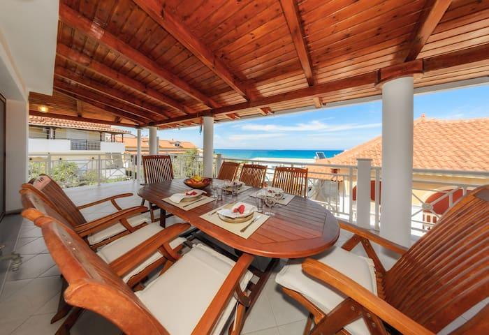 Villa Eleni - Typ B - Alikanas - Rumah