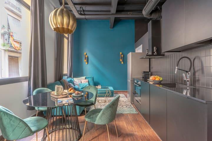 La Rosa - Lujoso apartamento nuevo!