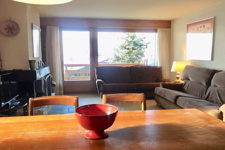 Skirama 122, (Verbier), Beautiful apartment with 3 rooms