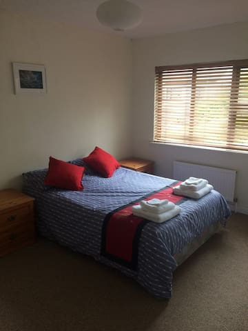 Double room near Dublin Airport Santry M50 EnSuite