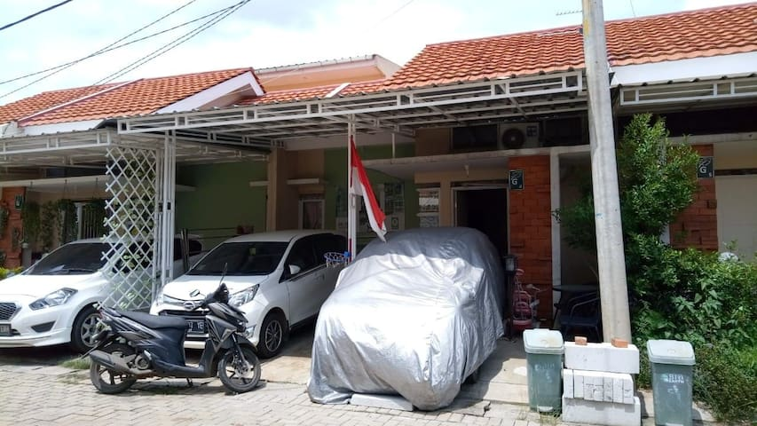 GI House Syariah Dekat Mall Metland Cileungsi