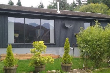 Loch Ness Country Lodge with Loch View - Invermoriston