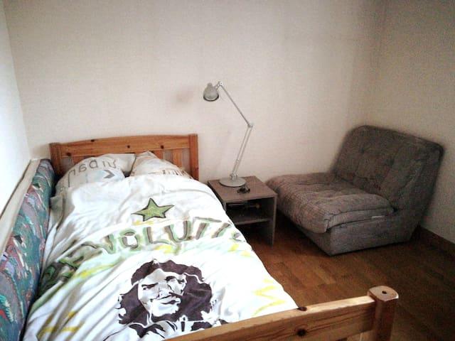 Chambre Lyon 8