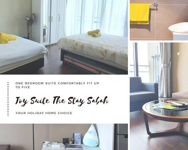 Riverson SOHO 1BR Suite City Center [Joy Suite]