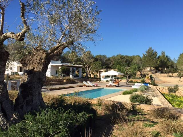Benirras Hills retreat - Sant Joan de Labritja