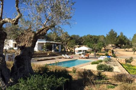 Benirras Hills retreat - Sant Joan de Labritja - Casa