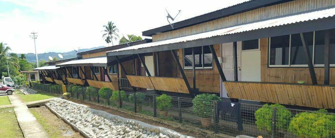 Inap Desa Kilimu - Ranau