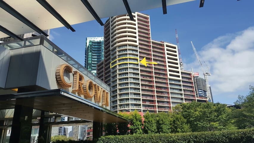 Prime location. Minutes walk to CBD, Southbank's Best at your doorstep.