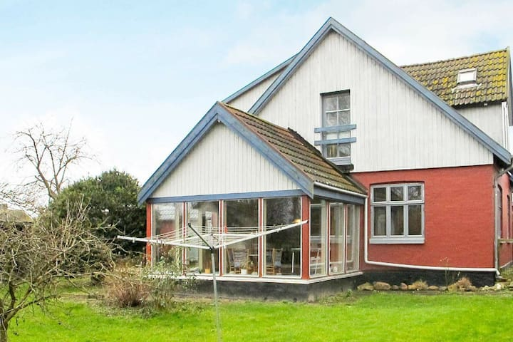 Attractive Holiday Home in Zealand Denmark with Garden