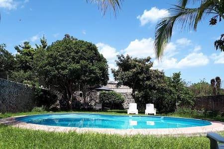 Jonacatepec Hermosa Casa con alberca privada