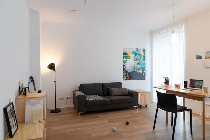 New Calm Apartment in Berlin