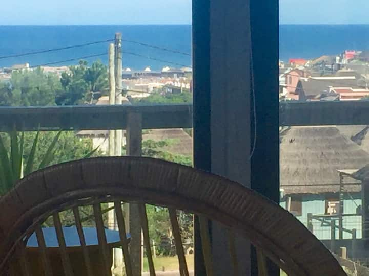 Cabanas 5 Sentidos,VR, la mejor vista al mar