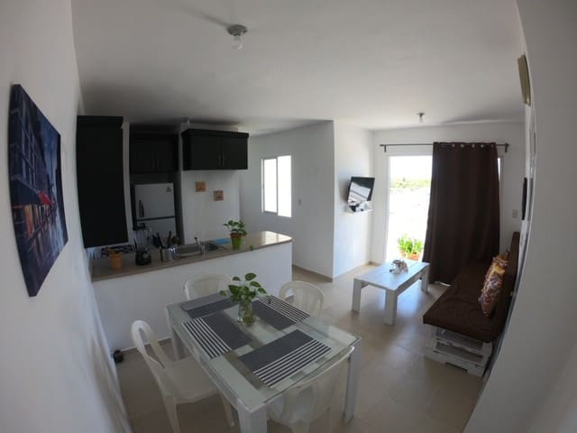 2BDR NEAR THE AIRPORT AND THE BEST BEACHES
