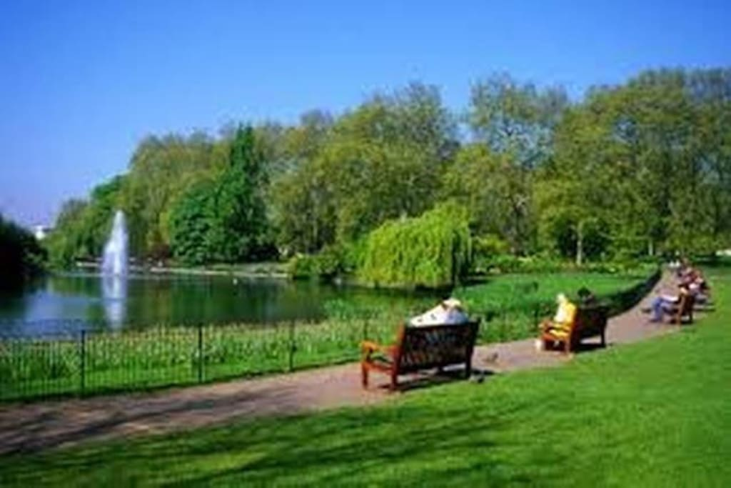 magnificent hyde park is near the vicinity