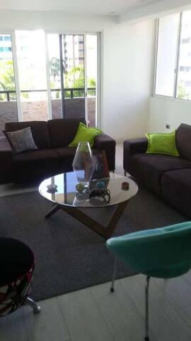 Apartamento nuevo moderno y seguro Urb La soledad