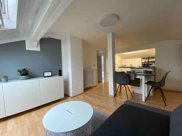 Kleines Dach-Appartement
