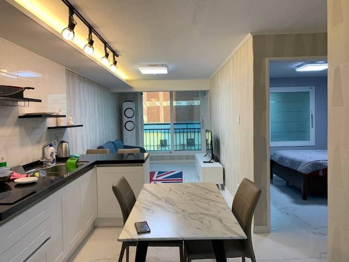 [할인 중!] 구룡포 해뜨는 마을 clean&cozy house for travelers❤️