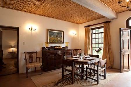 Helshoogte Vineyard Cottage - Stellenbosch