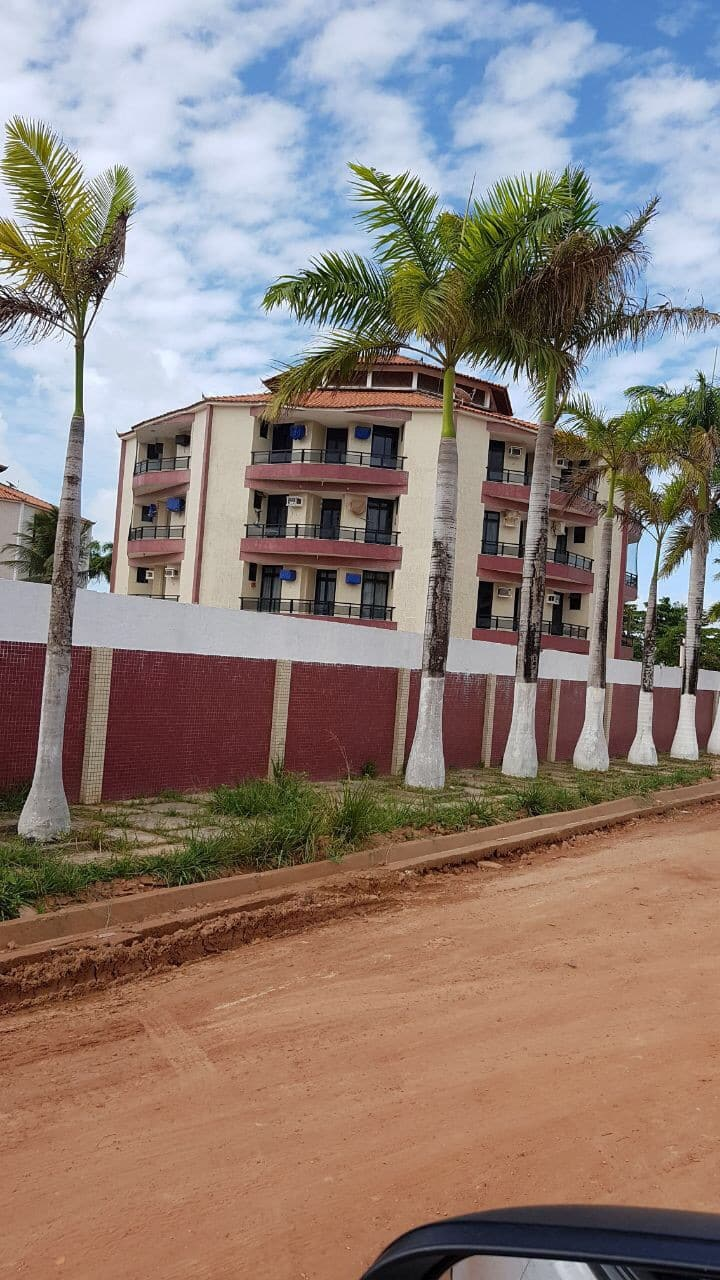 Condomínio Rosa dos Ventos - Apartamento 2 suítes