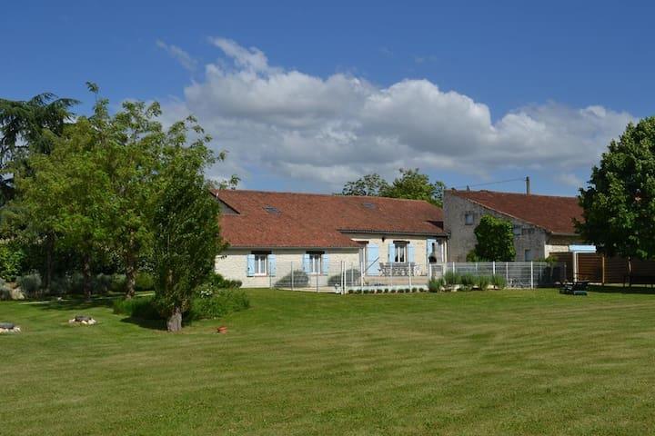 La Granja , gîte Lou Prat - Penne-d'Agenais - Ház