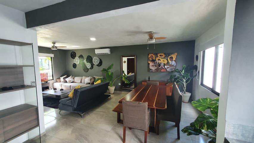 Casa Maco / Maco house  Bacalar