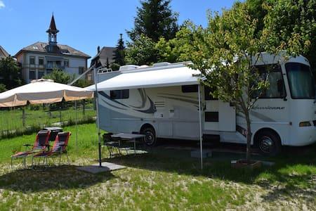 Camping-car américain