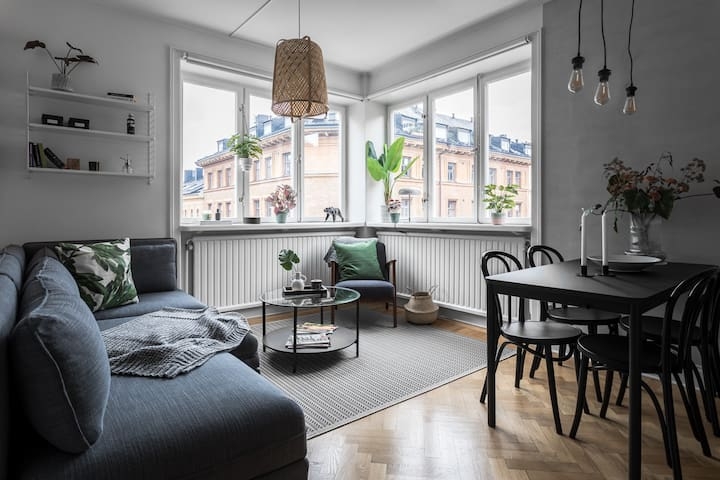 *Stockholm´s Lavish Gem in Top Location*