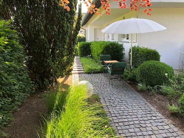 Schönes Apartment in Paderborn, ruhige Wohngegend
